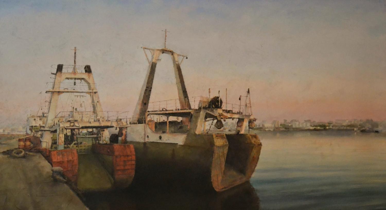 Barcos Amarrados