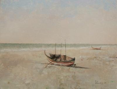 Barca Portuguesa (Vendido)