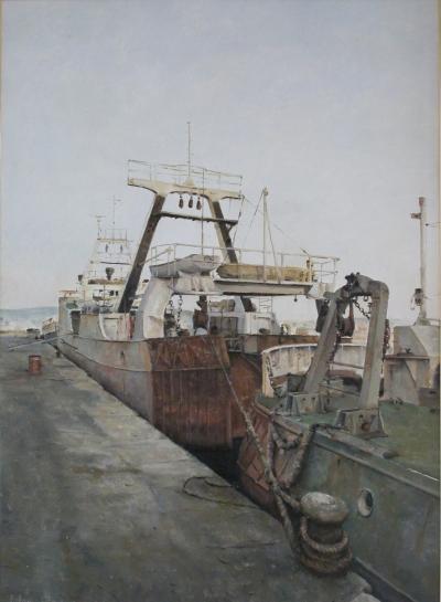 Marina Sin Mar (Vendido)